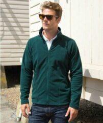 Result Groen fleece vest Viggo voor heren XL