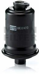 MANN FILTER Filters en essentie WK614 / 10