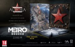 Deep Silver Metro Exodus Aurora Limited Edition - Xbox One
