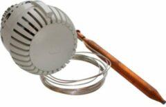 Witte Honeywell Ultraline thermostaatkop Professional Sensor M30x1,5 cap. 2 m voeler op afstand 20 70 grad T750120