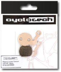 Cyclotech Components Prodisc Metal Remblokken voor o.a. Magura Louise, Carbon, Julie HP en Marta