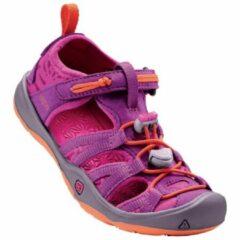 Keen - Kid's Moxie Sandal - Sandalen maat 4K, roze/purper