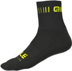 Alé - Strada Q-Skin Socks - Fietssokken maat 36/39 - S, zwart