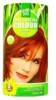 Henna Plus Long lasting colour 7.46 copper red 100 Milliliter