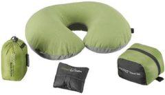 Groene Cocoon Ultralite Travel set - incl: nekkussen - oogmasker + oordopjes