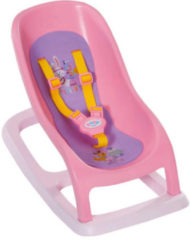 Roze Baby Born Bouncing Chair 43 Cm