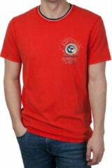 Rode Napapijri ® T-Shirt met korte mouwen, Sandy