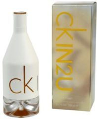 Calvin Klein Damendüfte ck IN 2U Eau de Toilette Spray 100 ml