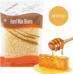 DW4Trading® Hard wax beans 100 gr ontharen harsen lichaam gezicht spatels Honey