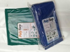 PVC-Tarp.com / Lankotex Afdekzeil | Dekzeil | Dekkleed | Afdekkleed | Bache | PVC-600 |3,5 x 6 groen
