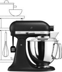 KitchenAid Artisan mixer-keukenrobot 4,8 liter 5KSM175PSEBK - Vulkaanzwart