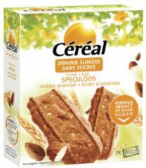 Cereal Speculoos met Stukjes Amandel - 4x 110 gr - Voordeelverpakking