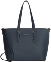 Blauwe Charm London Birmingham Shopper Large Blue