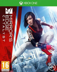 Electronic Arts Mirror's Edge Catalyst, Xbox One Basis Xbox One Engels