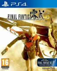 Square Enix Final Fantasy Type-0 HD (Inc. Ff XV (15) Demo) (PS4)