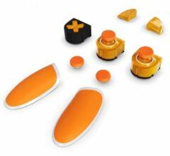 Oranje Thrustmaster eSwap PRO LED orange crystal pack - PS4/PC