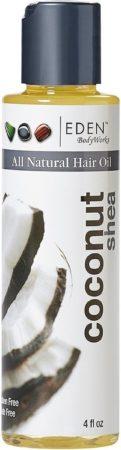 Afbeelding van EDEN BodyWorks Coconut Shea All Natural Hair Oil 118 ml