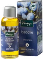 Kneipp Soepele Spieren -Jeneverbes Badolie 100 ml