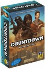 The Game Master Countdown Special Ops - Bordspel
