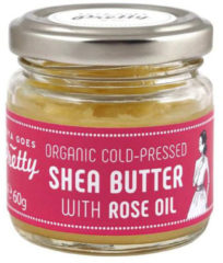 Zoya Goes Pretty Organic Cold Pressed Shea Butter met Rose Oil - 60 gram
