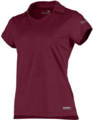 Reece Australia Isa ClimaTec Poloshirt Damen Sportshirt - Rood - Maat XL