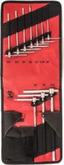 Zilveren Silca T-Handle Folio Kit - Gereedschapsets