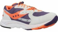 Paarse Lage Sneakers Saucony LIFESTYLE