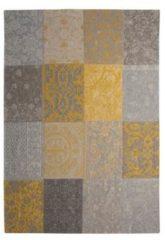 Vintage Vloerkleed Yellow 8084 - Louis de Poortere-[Afmetingen:170 x 240 cm]-[Afmetingen:170 x 240 cm - (M)]