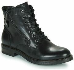 Zwarte Laarzen Casual Attitude NUNAISE