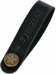 Fazley SBN-1 Strap Button Black voor gitaarband