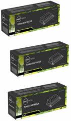 Inktmedia® - Toner Cartridge - Alternatief Voor De Brother Tn-2310 Zwart 3x Toner