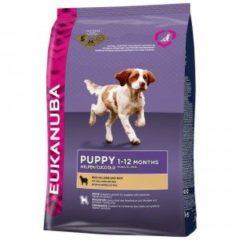 Eukanuba Puppy/Junior Lam&Rijst - Hondenvoer - 2.5 kg - Hondenvoer