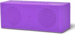 Paarse Pure Acoustics HIPBOXMINIPUR Portable bluetooth speaker met radio