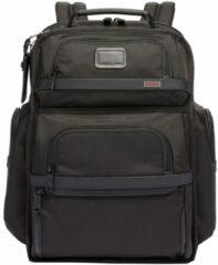 Zwarte Tumi Alpha Brief Pack Backpack black backpack