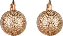 Goudkleurige CAMPS & CAMPS - oorbellen - roségoudkleur