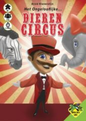 Jumping Turtle Games Het Ongelooflijke Dierencircus - Kaartspel met circusthema