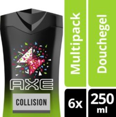 Axe SG Fresh Forest & Graffiti - 6 x 250 ml - Voordeelverpakking