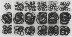 Universeel Assortiment O-ringen 225 stuks