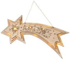 Sonstiges LED Fensterhänger Deutsche Weihnacht 15-flammig
