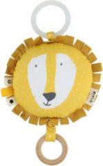 Trixie Muziekspeeltje Mr. Lion Junior 14 Cm Katoen/polyester Geel