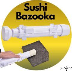 Veloci Sushi Bazooka Sushi Maker - Sushimaker - Sushikit - Wit