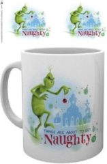 ABYSTYLE THE GRINCH - Beker - 315 ml - Get Naughty