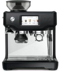 Zwarte Sage Barista Touch Aanrechtblad Espressomachine 2 l Volledig automatisch