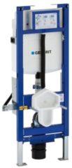 Geberit Duofix WC-element met Sigma reservoir 12cm (UP320) 8cm in hoogte verstelbaar H112cm zonder bedieningsplaat en afdekplaat 111396005