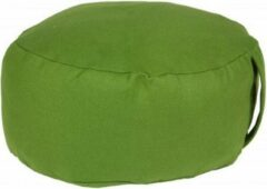 SitWise by inatura SitWise Pipo by inatura - poef - voetbankje - clover groen - 30 x 30 cm