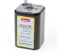 Merkloos / Sans marque Nissen Blokbatterij 6v bn4r25