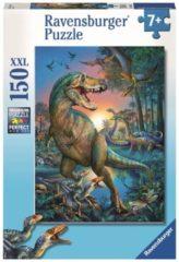 RAVENSBURG Puzzel Reus Uit De Oertijd Dino 150 XXL K5 (6030521)
