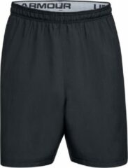 Under Armour Woven Graphic Wordmark Shorts Heren Sportbroek - Zwart - Maat S