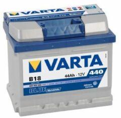 Blauwe Vatra Varta Blue Dynamic B18 12V 44Ah Startaccu