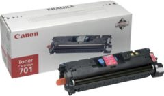 Rode Canon 701 - Tonercartridge / Rood / Hoge Capaciteit